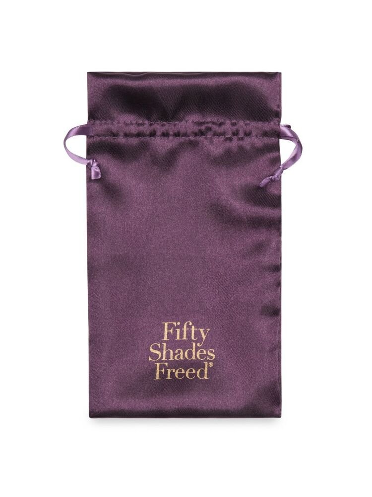 Fifty Shades of Grey - Freed Rechargeable Classic Wave Vibrator