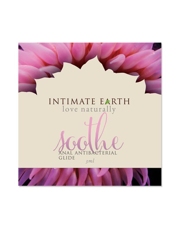 Intimate Earth - Soothe Anal Glide Foil 3 ml